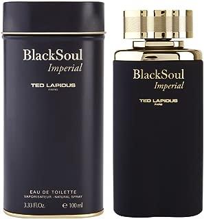 Ted Lapidus - Men's Perfume Black Soul Imperial Ted Lapidus EDT