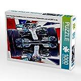CALVENDO Puzzle Lewis Hamilton, GroÃ?britannien, ist mehrfacher Weltmeister und Seit 2007 in der Formel 1 AKTIV. 1000 Teile Lege-Grösse 64 x 48 cm Foto-Puzzle Bild Von Glineur Jean-Louis