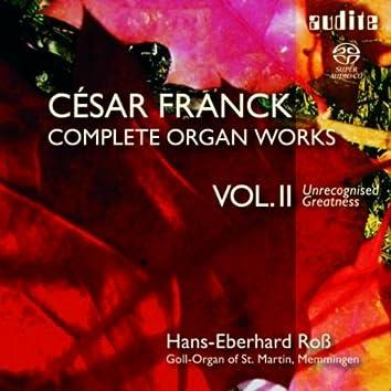 César Franck: Complete Organ Works Vol. II