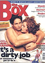 The Box Magazine June/July 1997 (X-Files Cover)