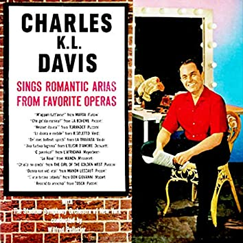 Charles K.L. Davis Sings Romantic Arias From Famous Operas