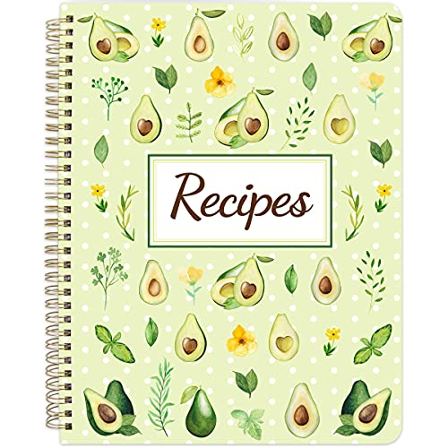 Recipe Books Blank Cookbook Blank Recipe to Write in Your own Recipes 8.5' x 11'