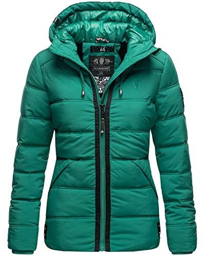 Marikoo Designer dames winter jas gewatteerde jas winterjas gewatteerde B816