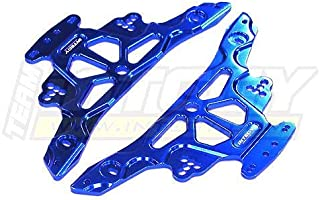 Integy RC Model Hop-ups T8202BLUE Alloy Main Chassis Set for Losi Mini-Rock Crawler