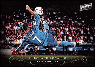 Cristiano Ronaldo soccer card (Portugal, Real Madrid) 2017 Panini Black Friday #20
