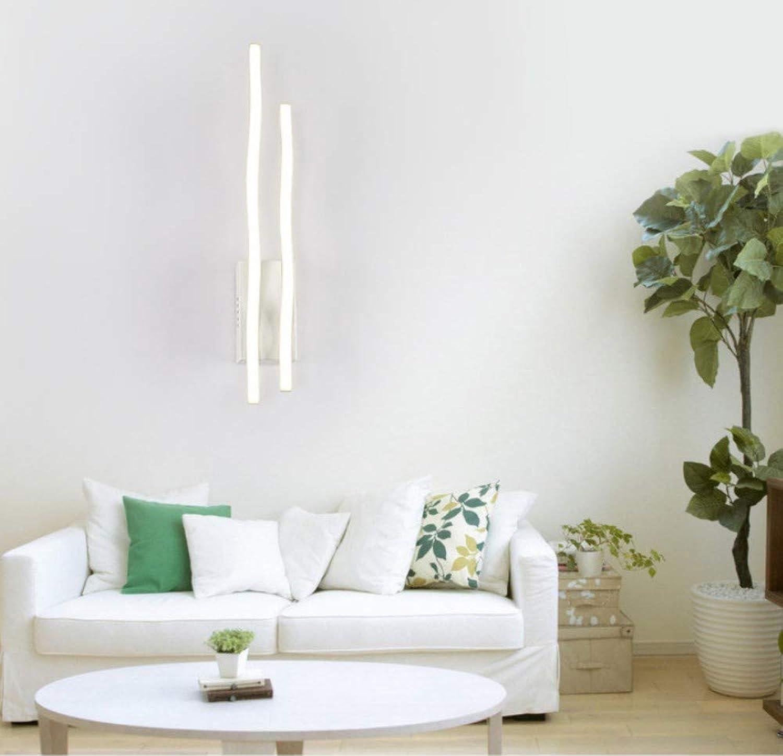 Geführte Schlafzimmernachtwand-Wandlampe kreative einfache postmoderne Kunstgangkorridor-Eingangswandleuchte