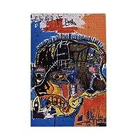 ジグソーパズル 1000ピース 木製パズル ピクチュアパズル ジャン=ミシェル・バスキア (50x75cm) Picture puzzle おもちゃ ウォールアート 壁飾り 壁掛け ポスター アートフレーム ギフト プレゼント 知育減圧 オフィス インテリア 部屋飾り
