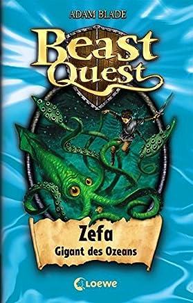 Beast Quest Zefa Gigant des Ozeans Band 7Adam Blade