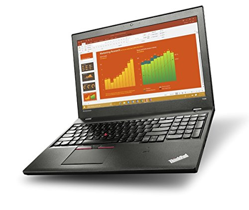 TD Lenovo ThinkPad T560 15.6' Intel Core i7-6600U 8GB RAM 256GB SSD, FHD (1920x1080) Windows 10Pro