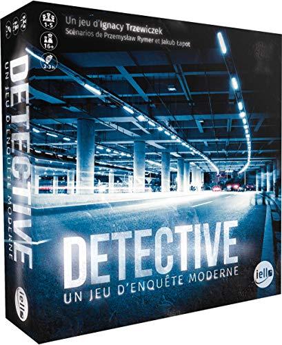 IELLO- Détective (Version Française), 51566, Neutre
