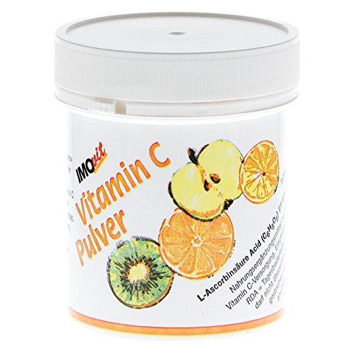 Ascorbins�ure Vitamin C Pulver, 100 g