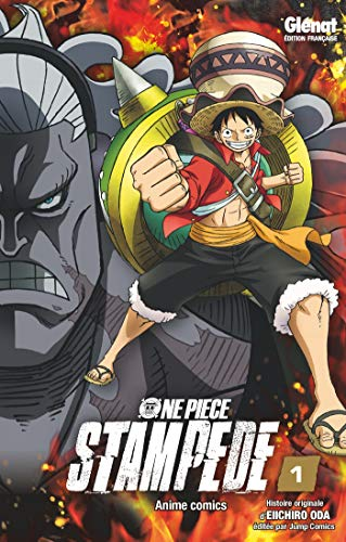 One Piece Anime comics Stampede, Tome 1 : (Shonen)