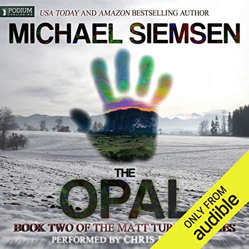Page de couverture de The Opal