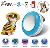 Pet Tracker for Dogs Cats GPS Tracker Real Time Pet Tracking Device