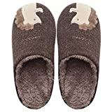 Women Winter Home Slippers Cute Hedgehog Winter Warm Plush Fur House Slippers Indoor Outdoor Shoes Women Couple Zapatillas Mujer