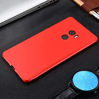 جرابات CRISTY-Fitted - لهاتف Xiaomi Mi Mix 2 3 Case Luxury Utral Thin Matte TPU أغطية حماية خلفية ناعمة لهواتف Mi Mix 2S 3...