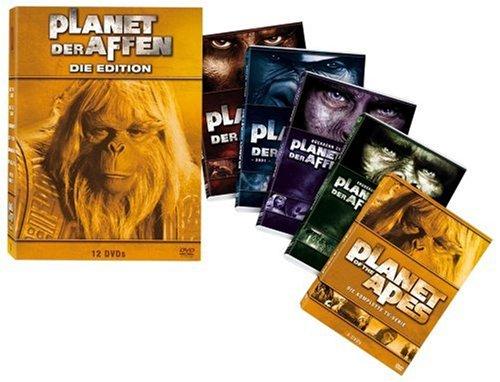 Die Edition (inkl. TV-Serie) (12 DVDs - exklusiv bei Amazon.de)