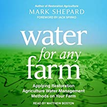 Water for Any Farm: Applying Restoration Agriculture Water Management Methods on Your Farm