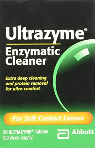 Ultrazyme Enzymatic Cleaner Tablets, 20 ct
