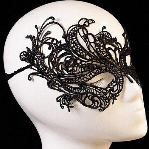 FAVELA Woman's Masquerade Eye Mask - Set of 2