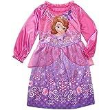 Disney Princess Sofia The First Girl Long Sleeve Nightgown Pajama Size 5T