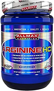 ALLMAX Nutrition Arginine 400G