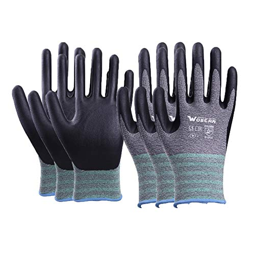 (40% OFF) 3 Pairs Working Gloves $6.59 – Coupon Code