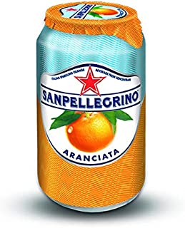San Pellegrino Aranciata Italian Sparkling Drink