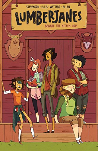 Lumberjanes Vol. 1: Beware The Kitten Holy (Volume 1)