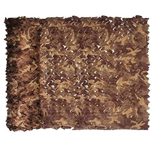 HAGZ Desert Camo Netting, Lightweight Waterproof for Sunshade,oxford polyester Canopy,Portable Sun Shade,Party Decoration,Hunting Blind and Car Vehicle Cover.(32.81 ft x32.81 ft(10m x10m))