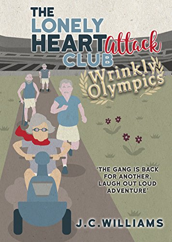 The Lonely Heart Attack Club: Wrinkly Olympics - Welcome to the Isle of Man's first dating club for the elderly. Sublimely funny!