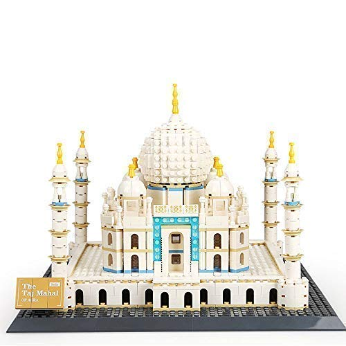Ingenious Toys Welt Architektur Taj Mahal / 1505pcs Passend Bauklötze #E211
