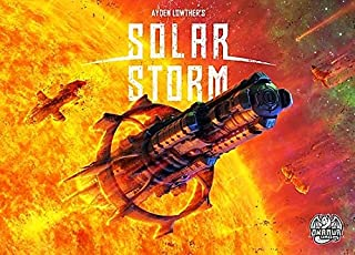 Board Games Solar Storm