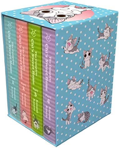 The Complete Chi s Sweet Home Box Set product image