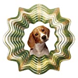 Iron Stop Woodstream D406-6 Pet Designer Windspiel Beagle, 16 cm
