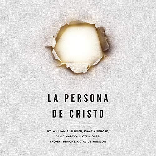 La persona de Cristo [The Person of Christ] Titelbild