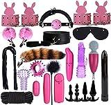 ZGYQGOO Ḁdûlt Töyš , Bèd r? ¿Estampados de estrías STRÁPS STR? PS B? Nd? GE for C Plês Tobillo y H ND Muñeca Cùffs Juguetes (Color: Rosa) , para Cöûplè, Embalaje Privado (Color : Pink)