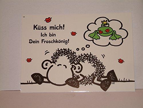 sheepworld Postkarte