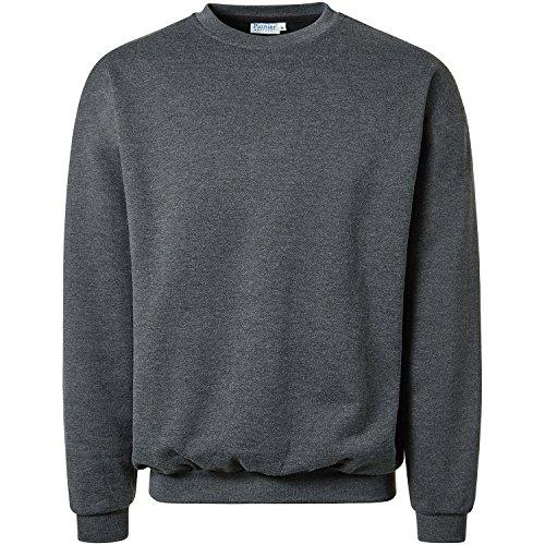 Pionier 2662-L Sweatshirt mit Rundhals Marineblau L