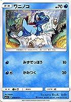 ポケモンカードゲームSM/ワニノコ(C)/ひかる伝説