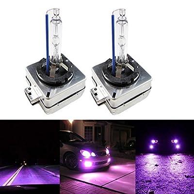D3S OEM HID Xenon Headlight Replacement Lamp Light Bulbs