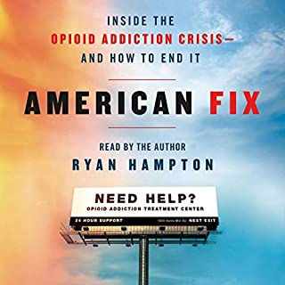 American Fix audiobook cover art