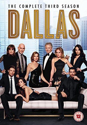 Dallas: Season 3 [DVD] [2015]