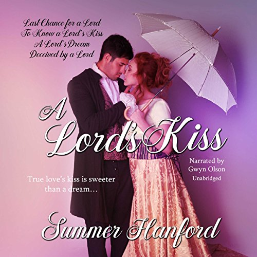 A Lord's Kiss Boxed Set, Books 1-4 cover art