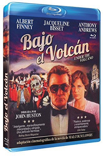 Bajo el Volcán BD 1984 Under the Volcano [Blu-ray]
