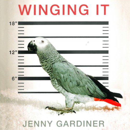 Winging It audiobook cover art