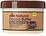 OKAY | Natural Cocoa Butter | For Skin & Hair | Moisturizes & Softens Skin | Conditions & Nourishes...
