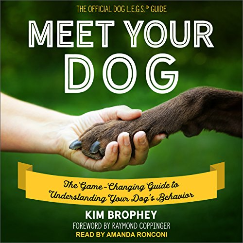 Meet Your Dog     The Game-Changing Guide to Understanding Your Dog's Behavior              De :                                                                                                                                 Kim Brophey,                                                                                        Raymond Coppinger                               Lu par :                                                                                                                                 Amanda Ronconi                      Durée : 7 h et 10 min     Pas de notations     Global 0,0