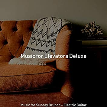 Music for Sunday Brunch - Electric Guitar