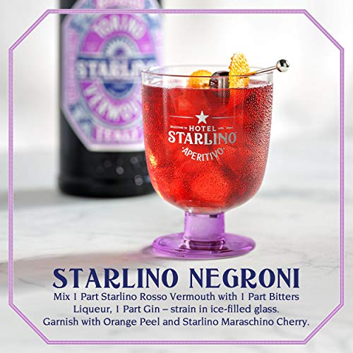 Starlino Rosso Vermouth – italienischer roter Wermut - 7